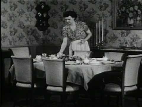 Proper Table Manners For Teenagers Dinner Party