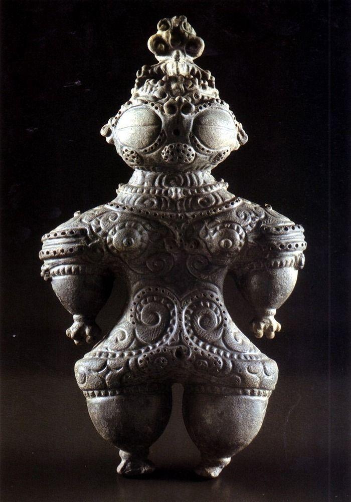 縄文 土偶 - Google 検索