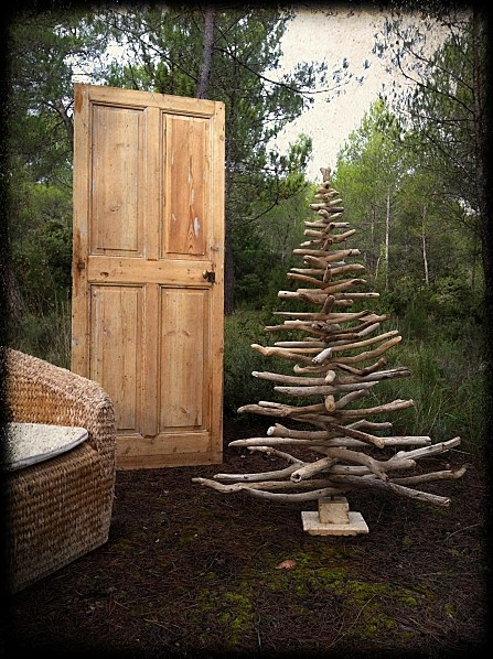 Best 25 sapin en bois flott ideas on pinterest - Sapin noel bois flotte ...