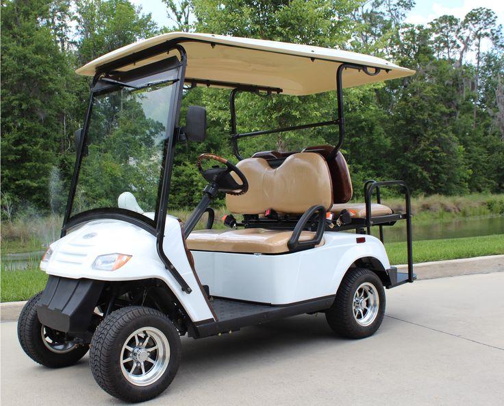 Street legal golf cart rental