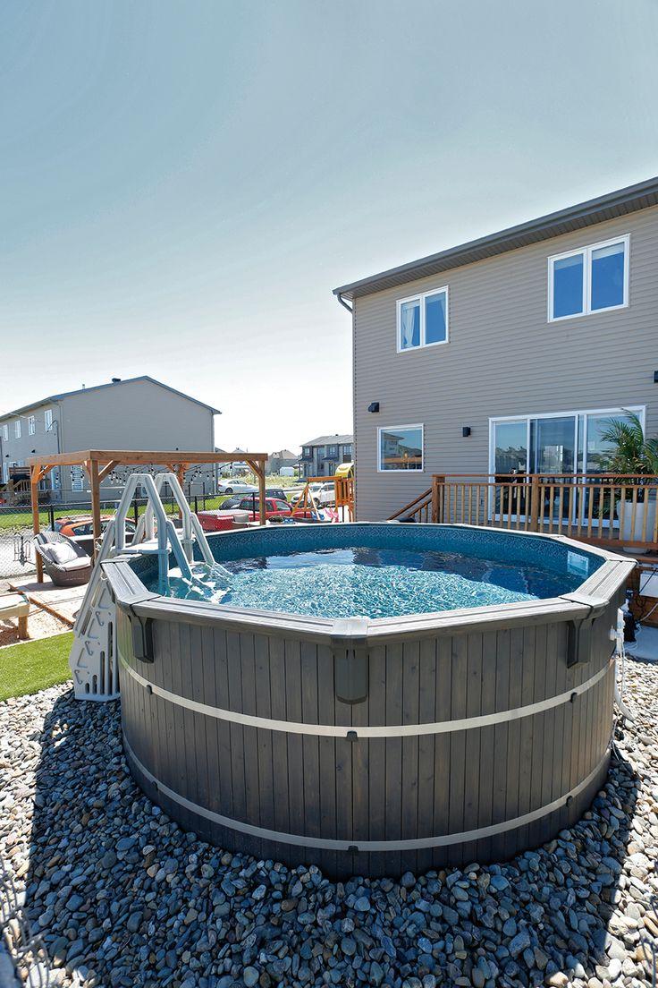 Trevi piscine pinterest 25 piscine for Achat piscine hors terre