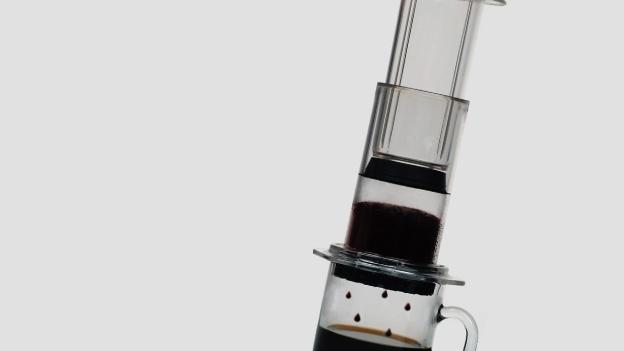 Best Coffee Machines to buy in 2012   Aerobie Aeropress   T3
