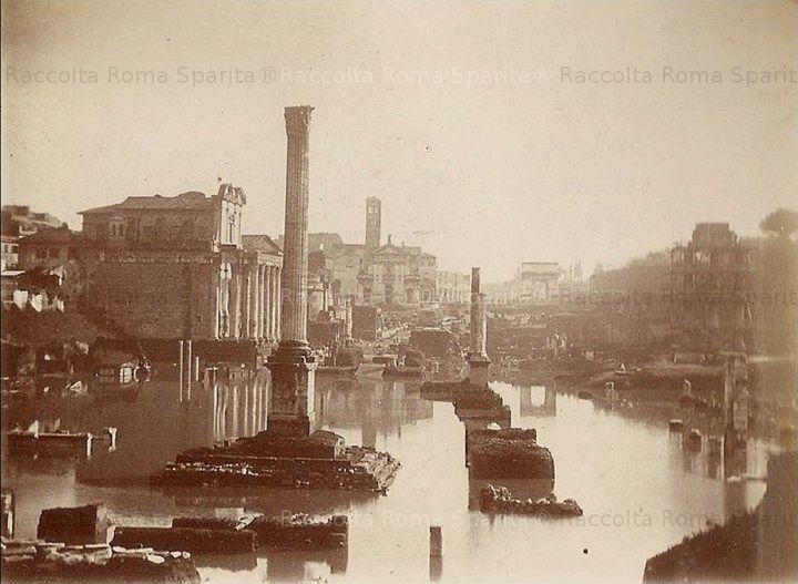Foro Romano 1890
