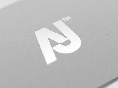 Aj logo / / pinned on toby designs