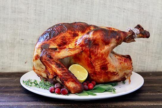 Thanksgiving Recipes : Apple Cider Sage Turkey Brine Recipe