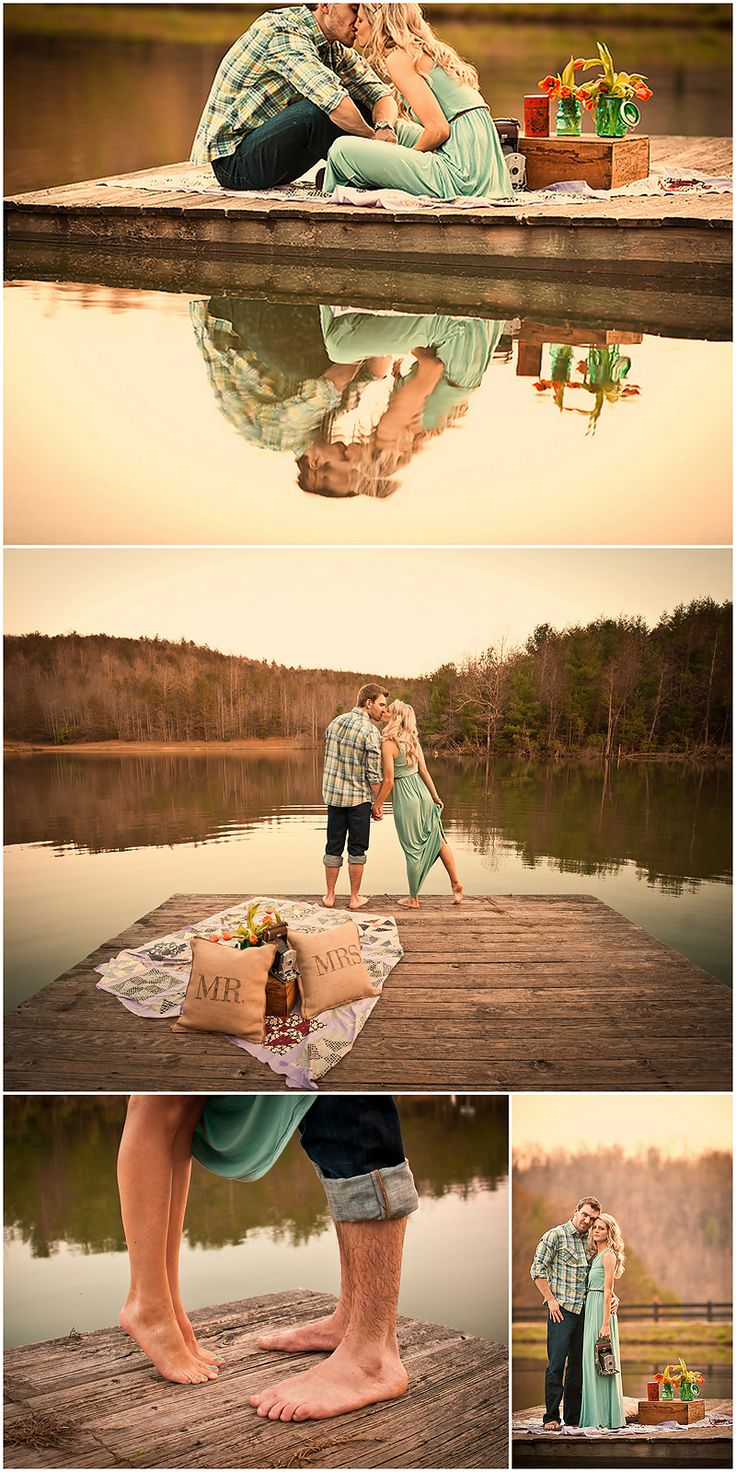 Gorgeous engagement shoot Erin & Kyle | R Ranch Engagement | Dahlonega, GA | BerryTree Photography