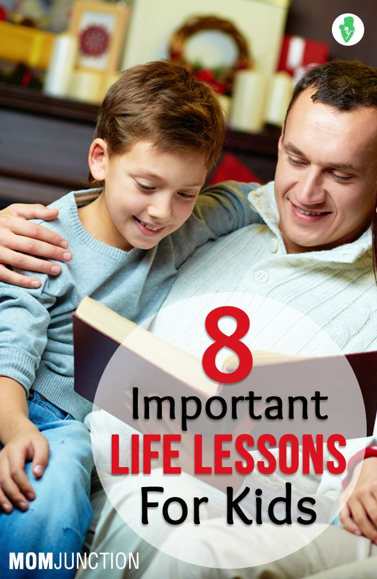 Quotes On Life Lessons For Teenagers: 8 Important Life Lessons For Kids To Learn