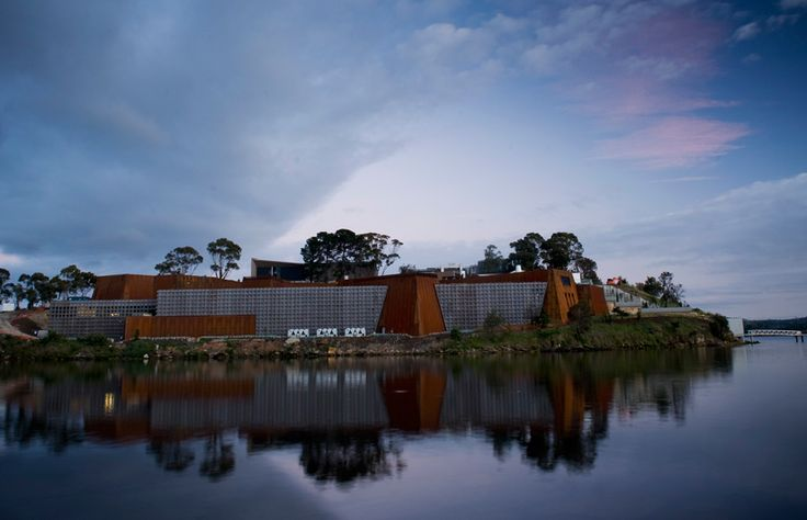 MONA, Tasmania's newest art museum | Australian Design Review