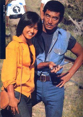 hiroko yakushimaru & ken takakura