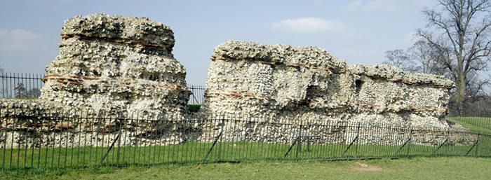Roman Wall of St Albans