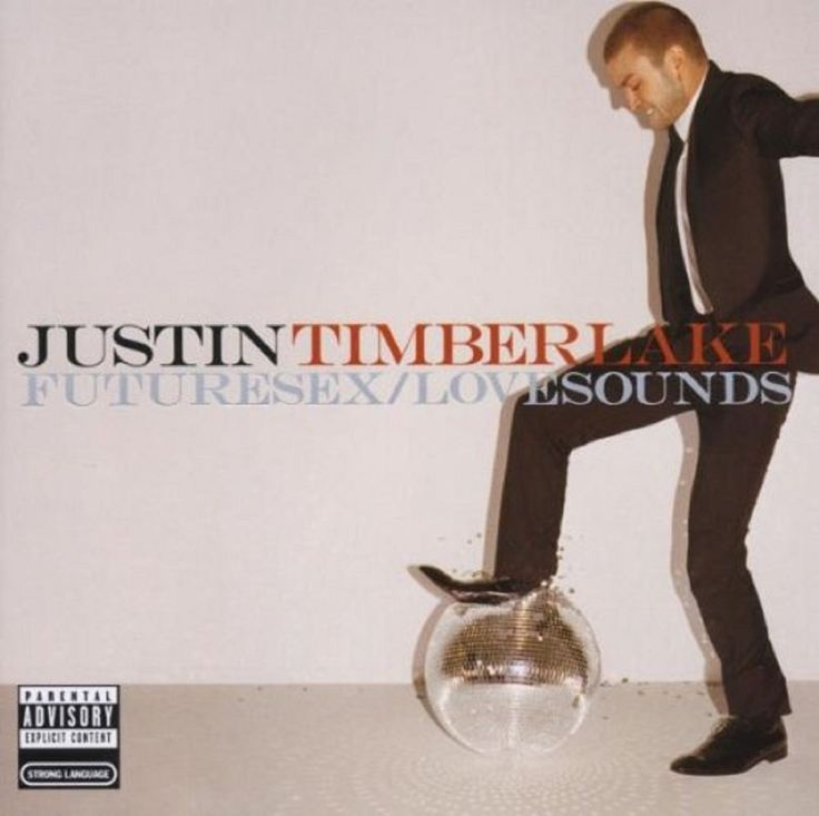 Justin Timberlake-Futuresex/Lovesounds CD