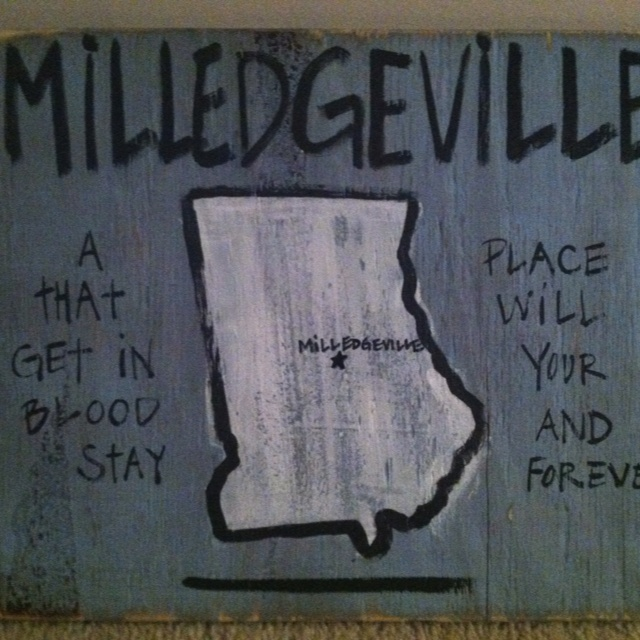 Milledgeville: Country Girl