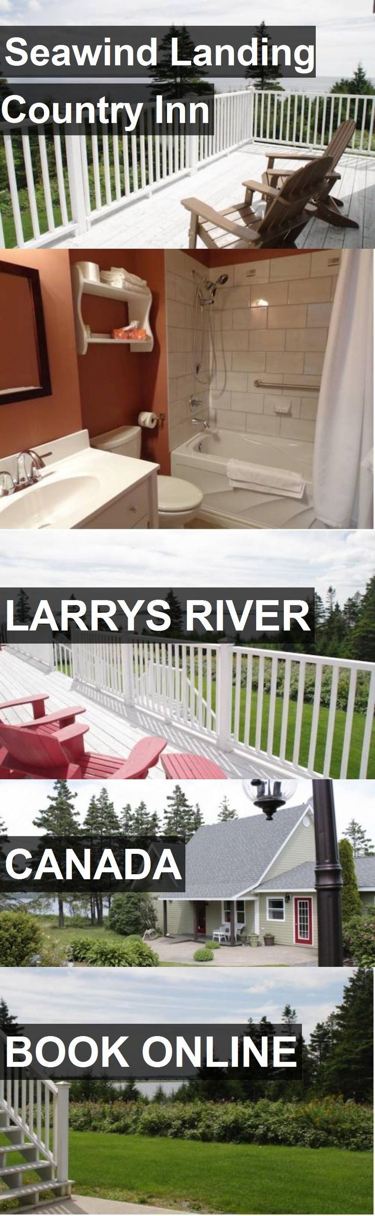 Hotel Seawind Landing Country Inn in Larrys River, Canada. For more information, photos, reviews and best prices please follow the link. #Canada #LarrysRiver #travel #vacation #hotel