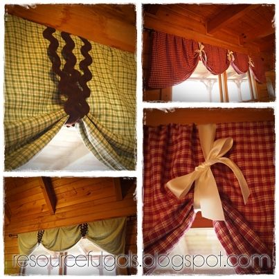 DIY Curtains SUPER Easy and NO sew