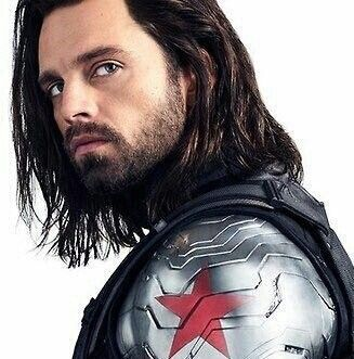 our next rapunzel: BUCKY! (seriously, his hair is getting longer and longer) // AND that's great! He looks hotter than ever