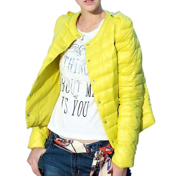 4 Colors Warm Winter Jacket Women 2016 New Fashion Slim Thin O-neck Ladies Parkas Coat Overcoat Plus Size XXL