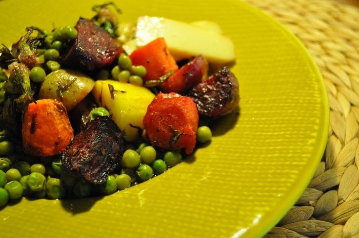 Sebze Salatası Tarifi