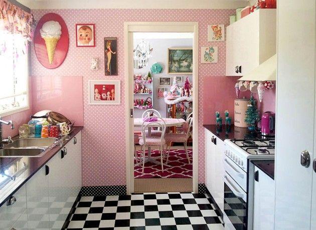 Kitchens Interior Decoration