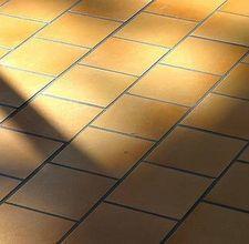 Homemade tile cleaner.