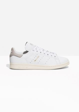 Other Stories image 1 of adidas Stan Smith in White