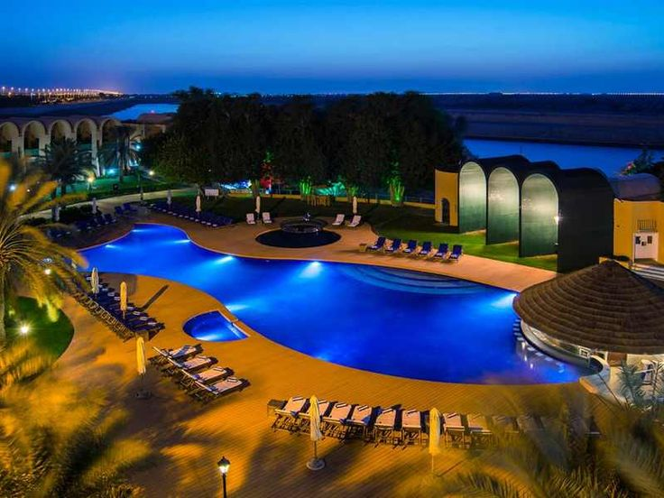 Golden Tulip Al Jazira Hotel & Resort - Dubai Hotels Holiday