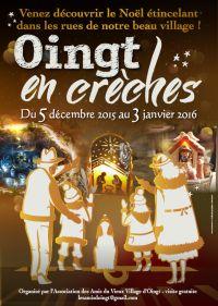 Un village entier rempli de crèches, plus de 100 crèches !   A Oingt, à 40 km de Lyon.   Plus d'informations :  http://snip.ly/Z9ft   #Lyon #famille #enfants #Noël #crèches #kidsinlyon