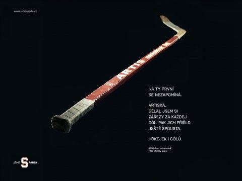 Příběh druhý - Jiří Hrdina, trojnásobný vítěz Stanley Cupu.