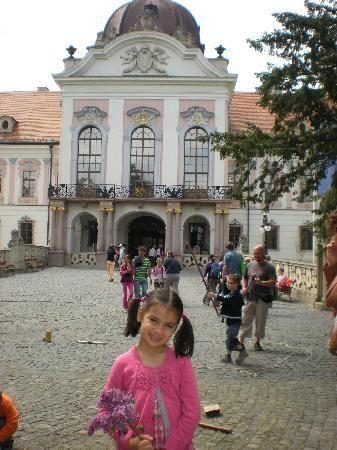 Castle of Empress Elizabeth of Austria and Queen of Hungary (in Gödöllő, Hungary)