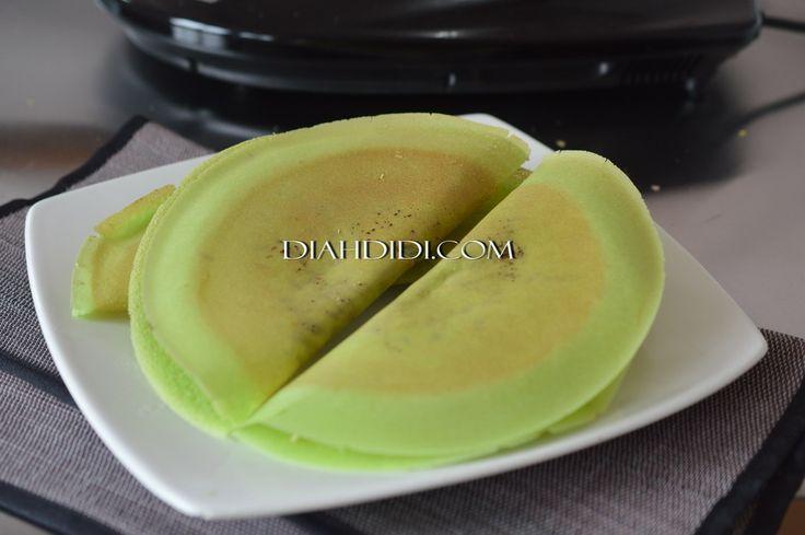 Diah Didi's Kitchen: Leker Pandan