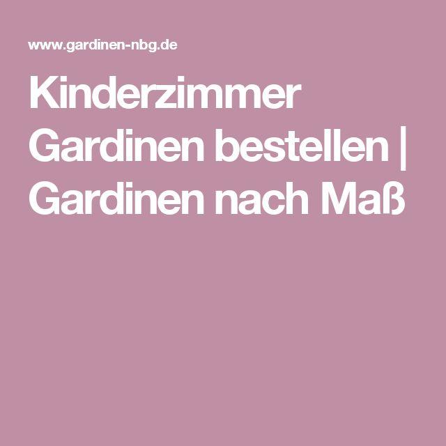 Beautiful Kinderzimmer Gardinen bestellen Gardinen nach Ma