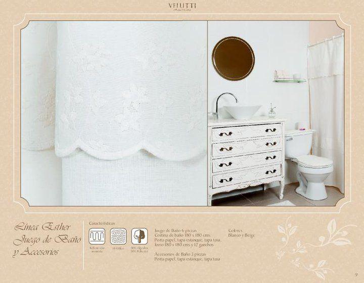Catalogo Velutti textiles para hogar colección otoño/invierno 2010