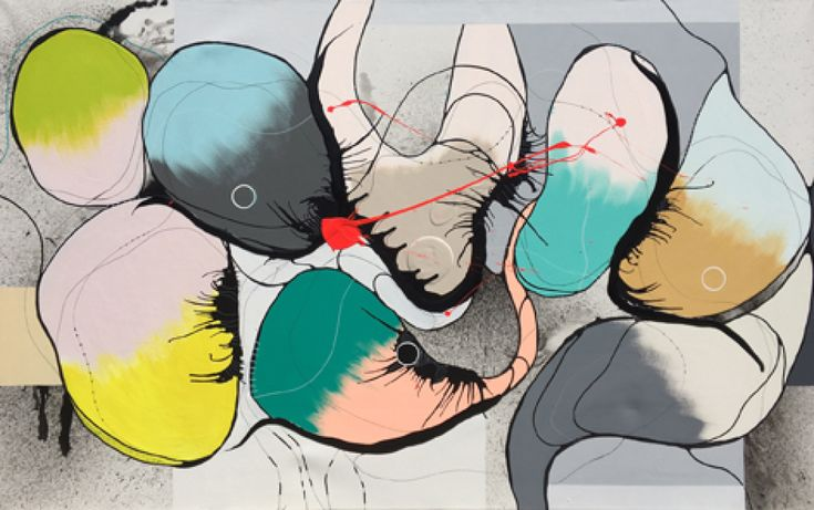 Release <br> 100x160 cm