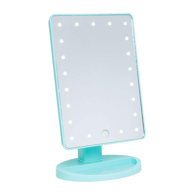Vanity Mirror With Lights Portable : 1000+ ideas about Led Makeup Mirror on Pinterest Lighted Makeup Mirror, Mirror With Lights and ...