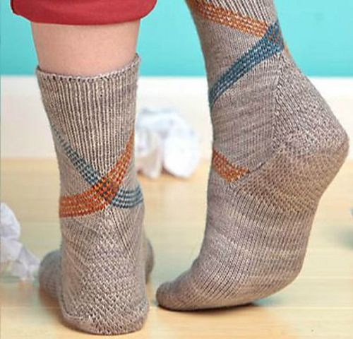 how to close a toe on a knitted sock