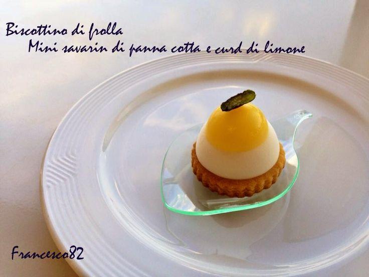 La cucina degli Angeli: Semisfere di curd di limone di Luca Montersino
