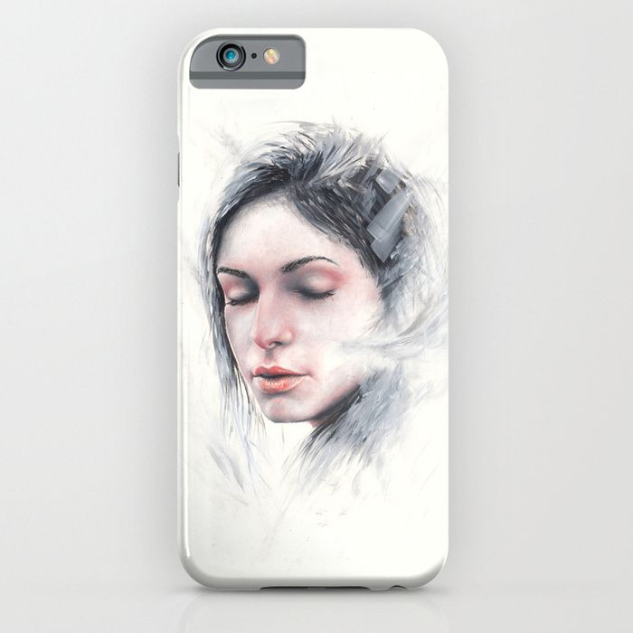 """""""[ clarity ]"""" iPhone 6 Slim Case by Nicolaus Ferry on Society6."""