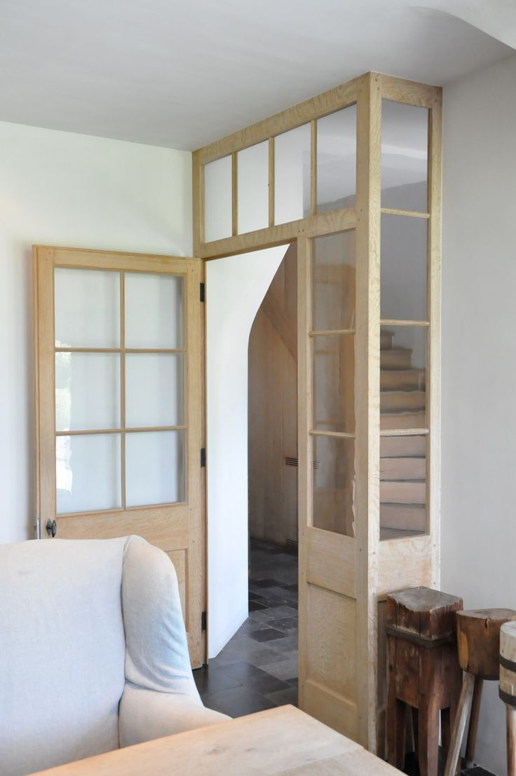 25 best ideas about interior glass doors on pinterest for French doors with side windows