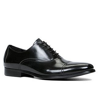 Ambre Mens Pongo lace Shoe Black 46
