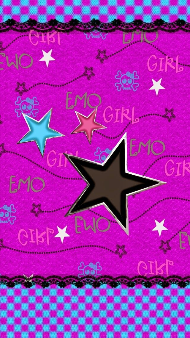 Dazzle my Droid: EMO girl wallpaper collection