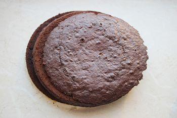 Шоколадно-свекольный торт - рецепт с пошаговыми фото / Меню недели