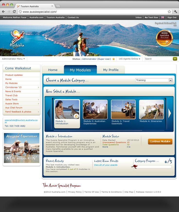 Aussie Specialist Program For Travel Agents