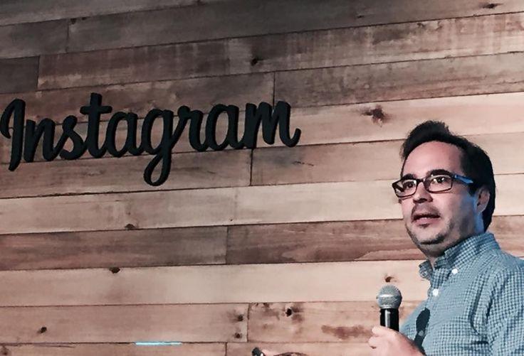 """""""Los tres valores de Instagram: comunidad, simplicidad y creatividad"""", David Cuen, International Lead y Community Lead de Instagram."""