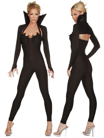Countess of The Night Costume - Sexy Vampire Costumes for Women - female halloween costumes ideas