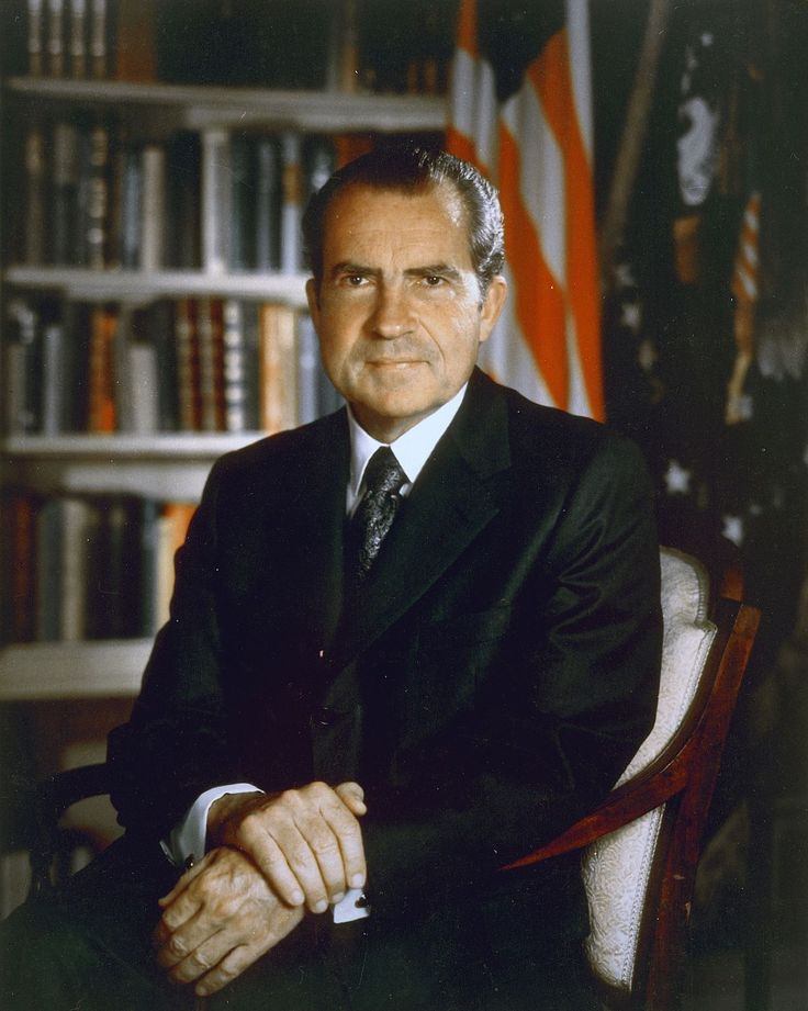 The Nixon Shock-- was a series of economic measures undertaken by US President Richard Nixon in 1971, the most significant of which was the unilateral cancellation of the direct international convertibility of the US dollar to gold. While Nixon's actions did not formally abolish the existing Bretton Woods system of international financial exchange, the suspension of one of its key components effectively rendered the Bretton Woods system inoperative