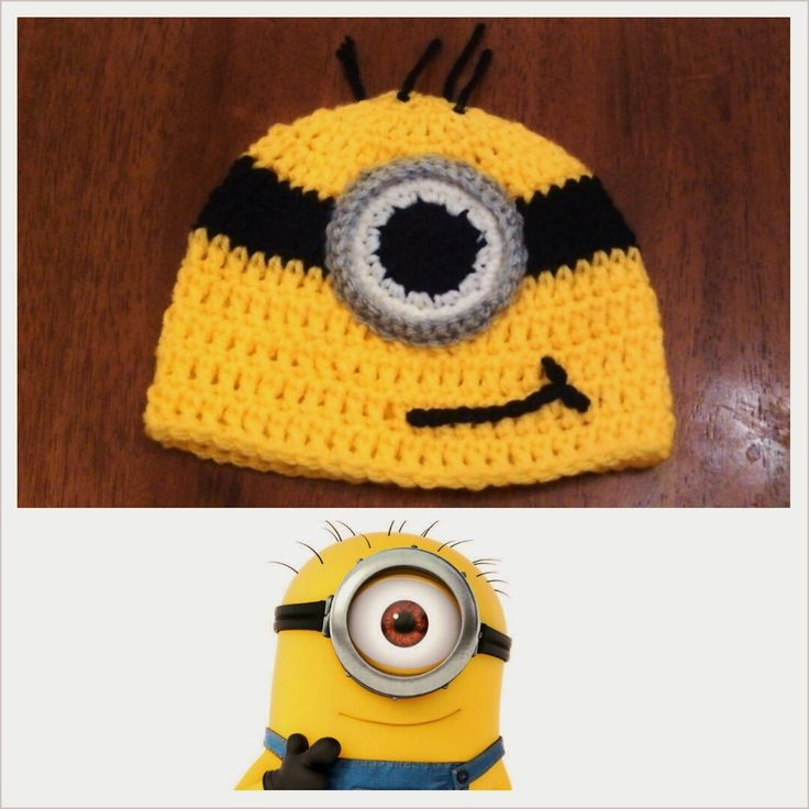 My son and I just recently went to see the new Despicable Me 2 movie, and it motivated me to FINALLY make a pattern I had been wanting to f...