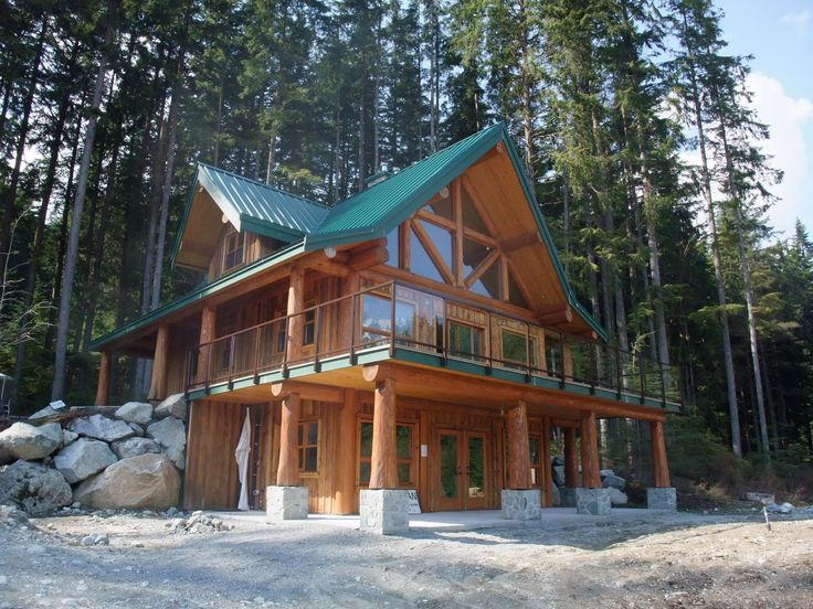 58 best artisan custom log homes bc canada images on for Log cabin plans canada