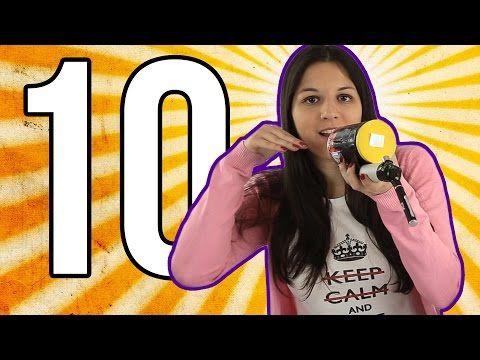10 PROYECTOS DE CIENCIAS PARA SACAR UN 10 (RECOPILACIÓN) - YouTube