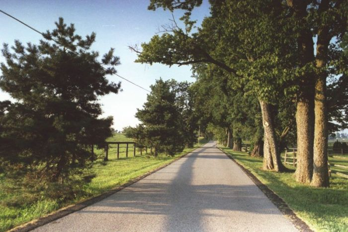 Midway is a small town in Woodford County, not far from Lexington. It is in the heart of Kentucky Horse Country