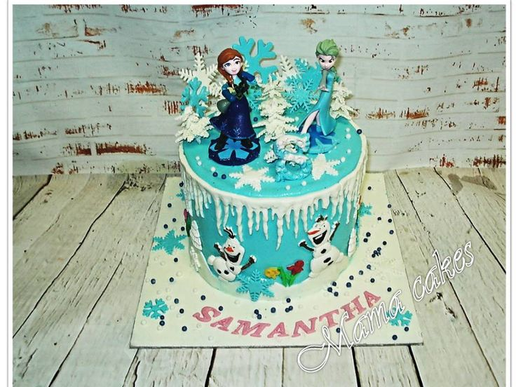 Disney frozen - ledové království
