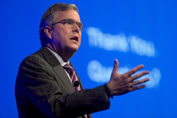Influential Republicans working to draft Jeb Bush into 2016 presidential race - The Washington Post